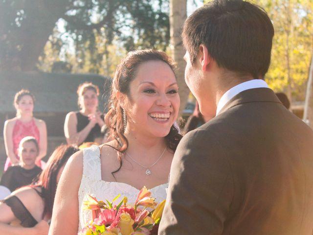 El matrimonio de José y Elizabeth en Puente Alto, Cordillera 6