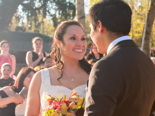 El matrimonio de José y Elizabeth en Puente Alto, Cordillera 7