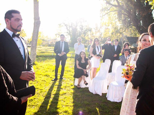 El matrimonio de José y Elizabeth en Puente Alto, Cordillera 8