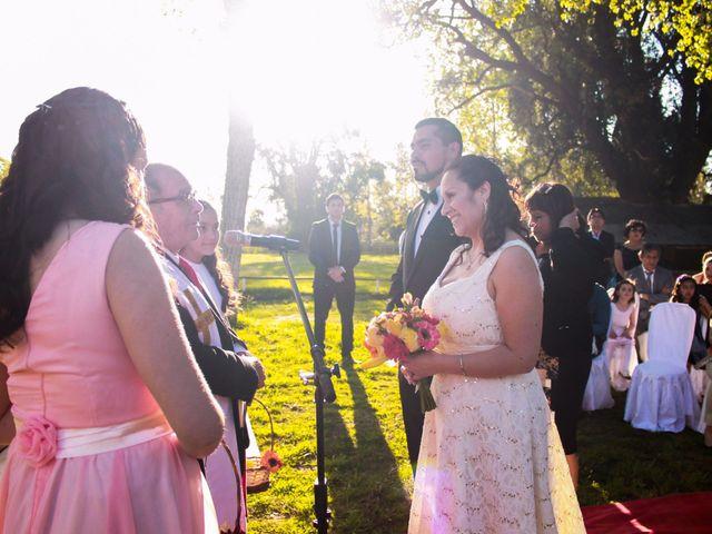 El matrimonio de José y Elizabeth en Puente Alto, Cordillera 12