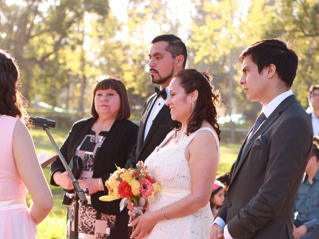 El matrimonio de José y Elizabeth en Puente Alto, Cordillera 13