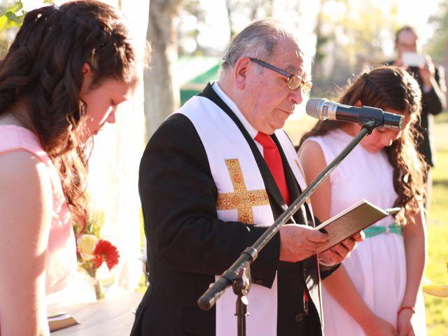 El matrimonio de José y Elizabeth en Puente Alto, Cordillera 15