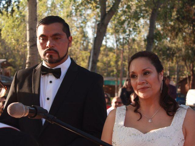 El matrimonio de José y Elizabeth en Puente Alto, Cordillera 16