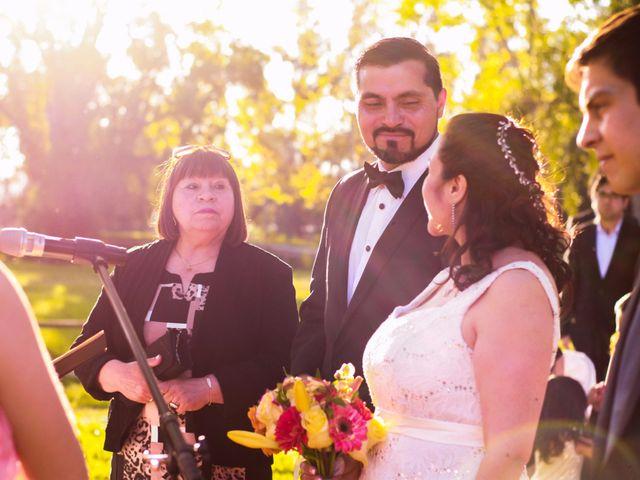 El matrimonio de José y Elizabeth en Puente Alto, Cordillera 17