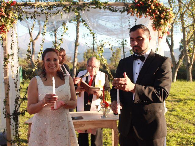 El matrimonio de José y Elizabeth en Puente Alto, Cordillera 20