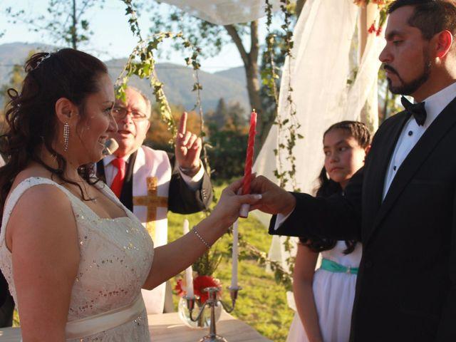 El matrimonio de José y Elizabeth en Puente Alto, Cordillera 21