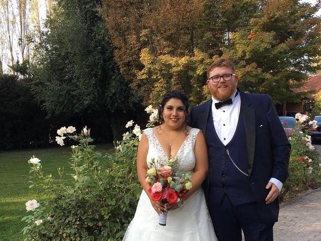 El matrimonio de Felipe  y Daniela  en San Bernardo, Maipo 1