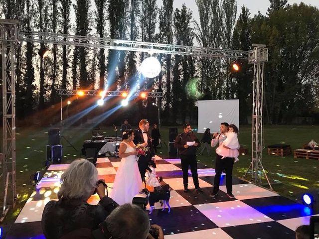 El matrimonio de Felipe  y Daniela  en San Bernardo, Maipo 4
