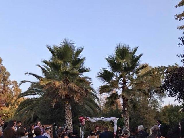 El matrimonio de Felipe  y Daniela  en San Bernardo, Maipo 5