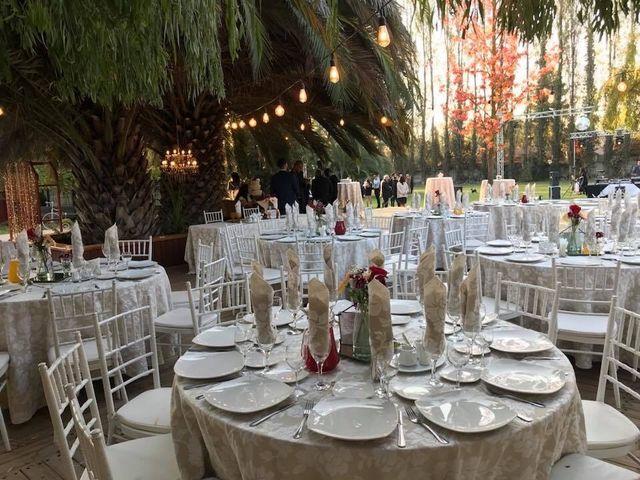 El matrimonio de Felipe  y Daniela  en San Bernardo, Maipo 11