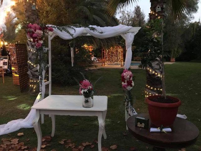 El matrimonio de Felipe  y Daniela  en San Bernardo, Maipo 16