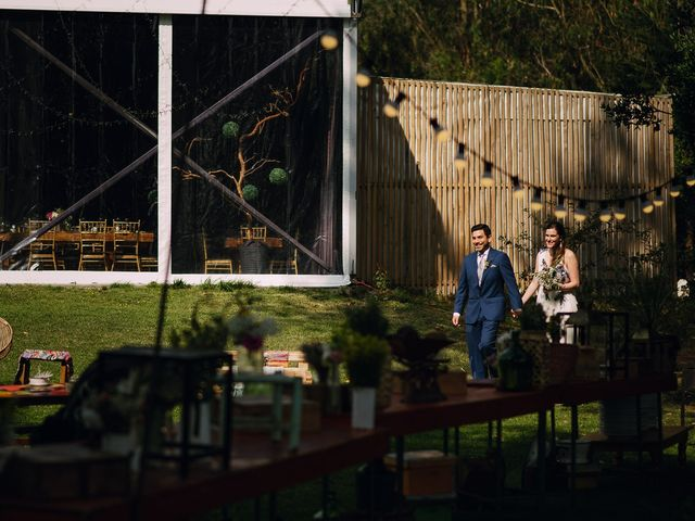 El matrimonio de Javier y Valentina en Concepción, Concepción 40