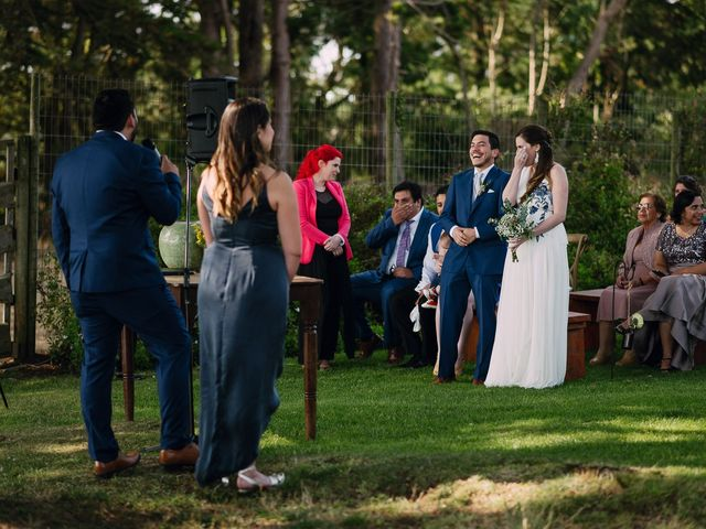 El matrimonio de Javier y Valentina en Concepción, Concepción 44