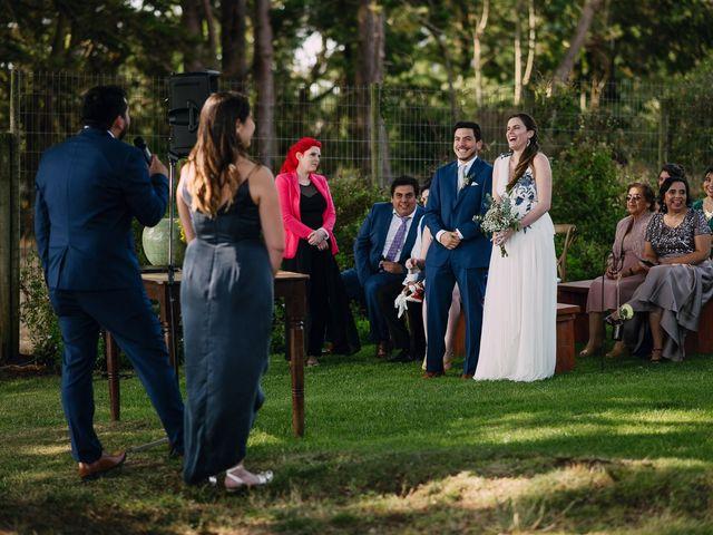 El matrimonio de Javier y Valentina en Concepción, Concepción 45