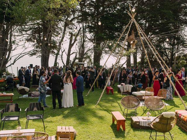 El matrimonio de Javier y Valentina en Concepción, Concepción 58