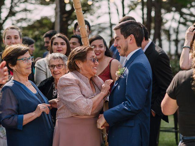 El matrimonio de Javier y Valentina en Concepción, Concepción 61