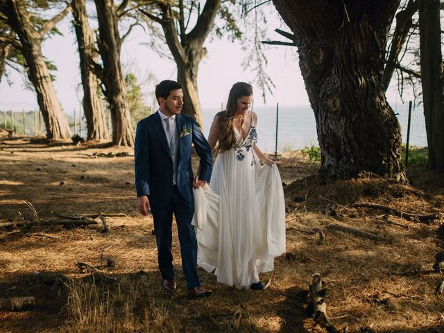 El matrimonio de Javier y Valentina en Concepción, Concepción 64