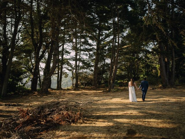 El matrimonio de Javier y Valentina en Concepción, Concepción 65