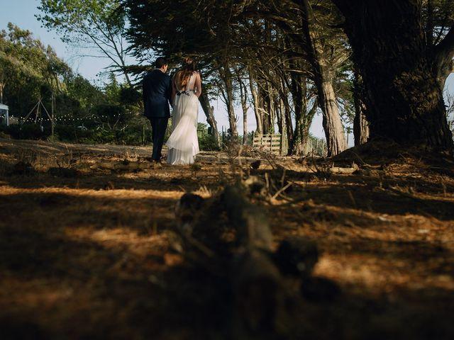 El matrimonio de Javier y Valentina en Concepción, Concepción 80