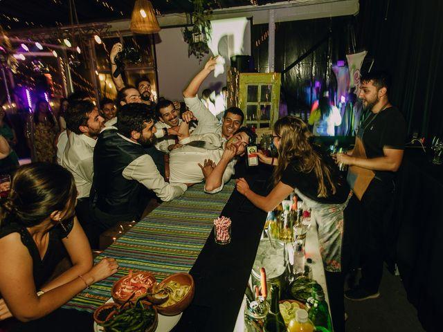 El matrimonio de Javier y Valentina en Concepción, Concepción 100