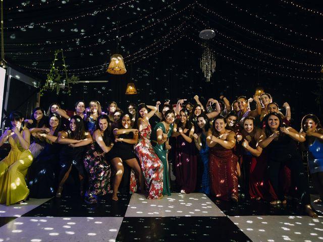 El matrimonio de Javier y Valentina en Concepción, Concepción 111