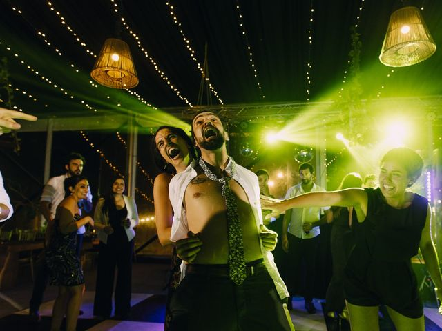 El matrimonio de Javier y Valentina en Concepción, Concepción 122