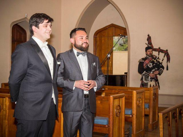 El matrimonio de Tracy y Víctor en Providencia, Santiago 7