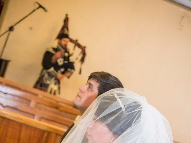 El matrimonio de Tracy y Víctor en Providencia, Santiago 8