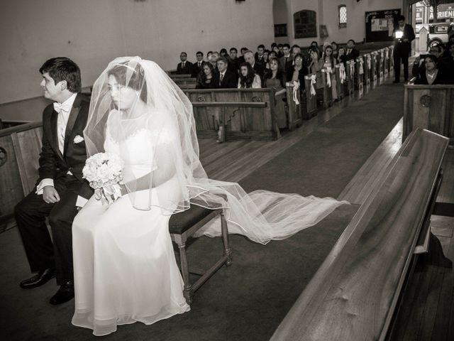 El matrimonio de Tracy y Víctor en Providencia, Santiago 9