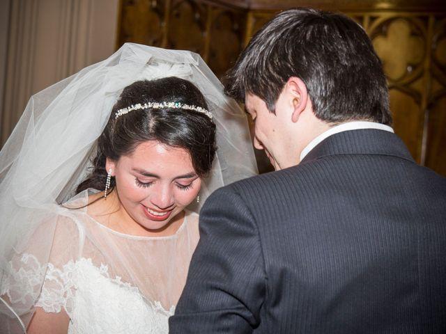 El matrimonio de Tracy y Víctor en Providencia, Santiago 10