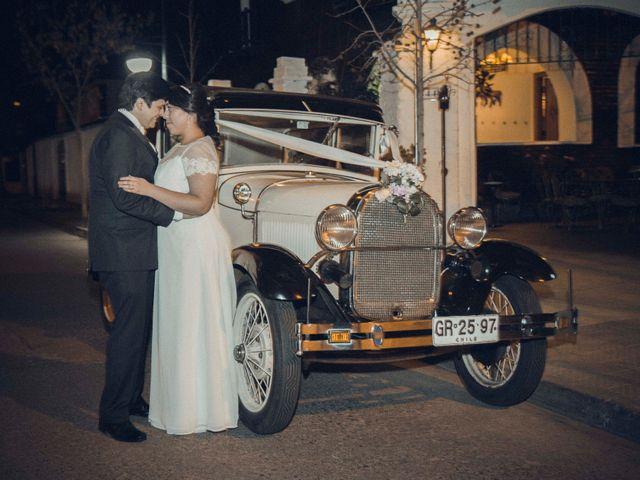 El matrimonio de Tracy y Víctor en Providencia, Santiago 14