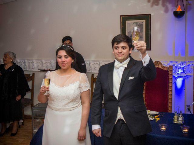El matrimonio de Tracy y Víctor en Providencia, Santiago 18