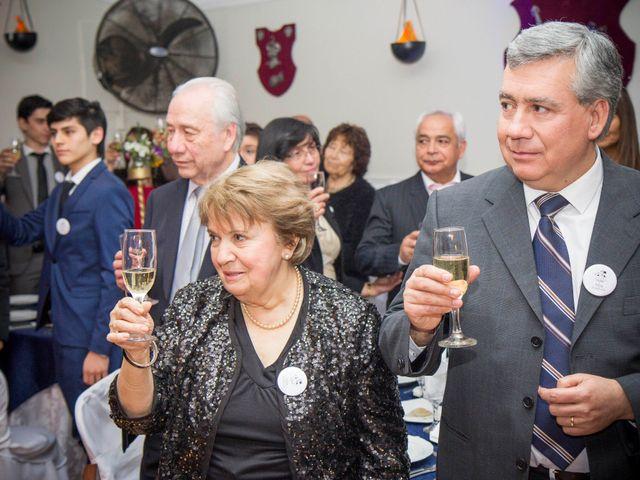 El matrimonio de Tracy y Víctor en Providencia, Santiago 19