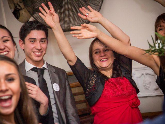 El matrimonio de Tracy y Víctor en Providencia, Santiago 20