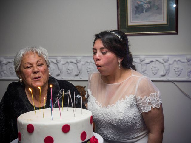El matrimonio de Tracy y Víctor en Providencia, Santiago 23