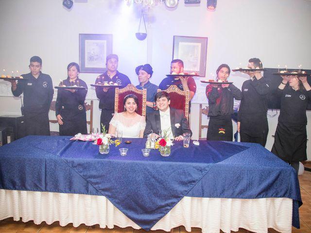 El matrimonio de Tracy y Víctor en Providencia, Santiago 25