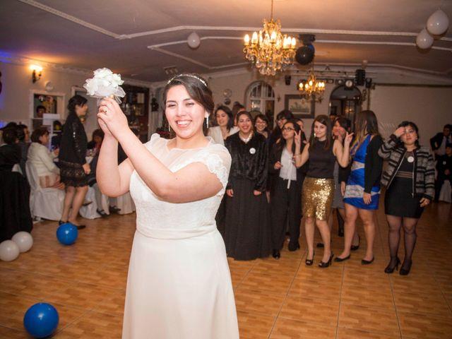 El matrimonio de Tracy y Víctor en Providencia, Santiago 26