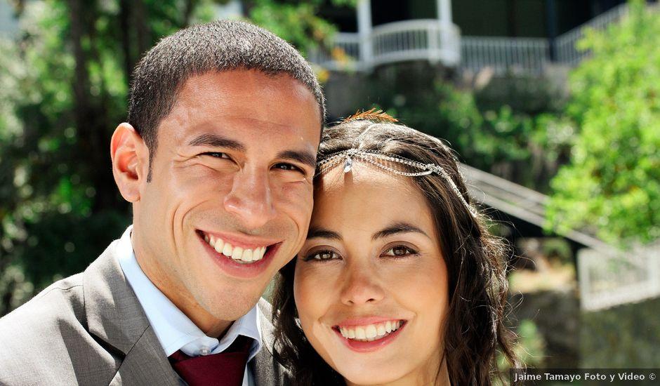 El matrimonio de Joseph y Carolina en San José de Maipo, Cordillera