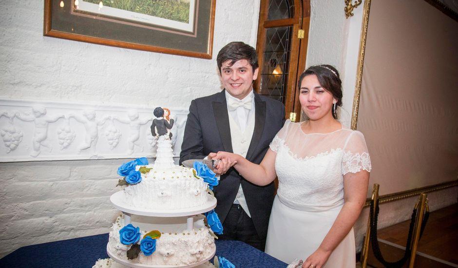 El matrimonio de Tracy y Víctor en Providencia, Santiago