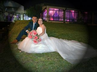 El matrimonio de Sara y Juan