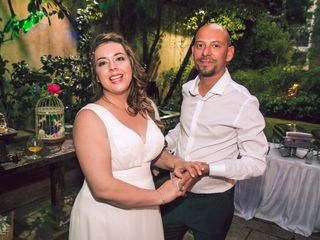 El matrimonio de Carolina  y Claudio  3