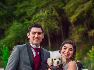 El matrimonio de Clara  y Luis  2