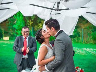 El matrimonio de Clara  y Luis  3
