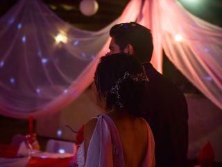 El matrimonio de Clara  y Luis