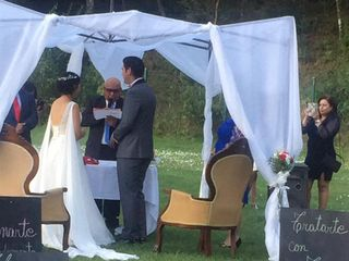 El matrimonio de Clara  y Luis  1