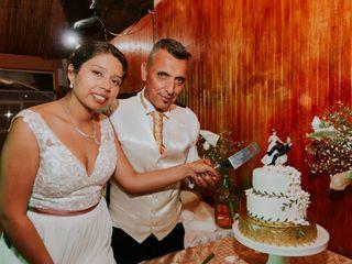 El matrimonio de Jennifer y Patricio 1