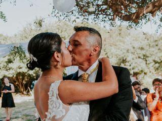 El matrimonio de Jennifer y Patricio