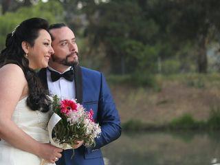 El matrimonio de Isabel  y Jose luis