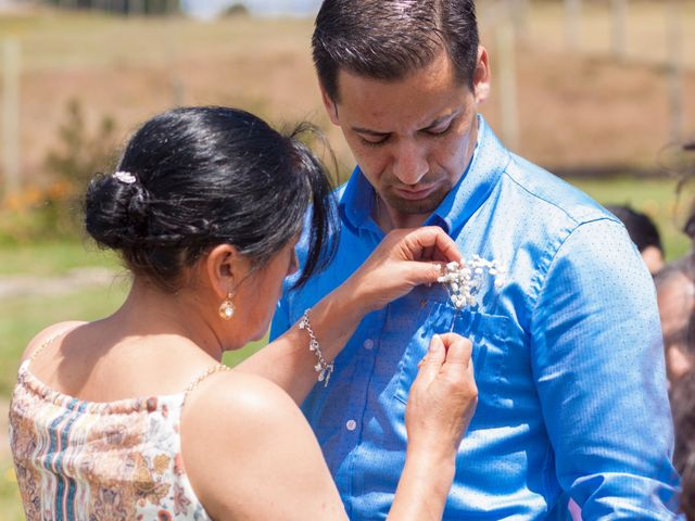 El matrimonio de Germán y Macarena en Puerto Octay, Osorno 5