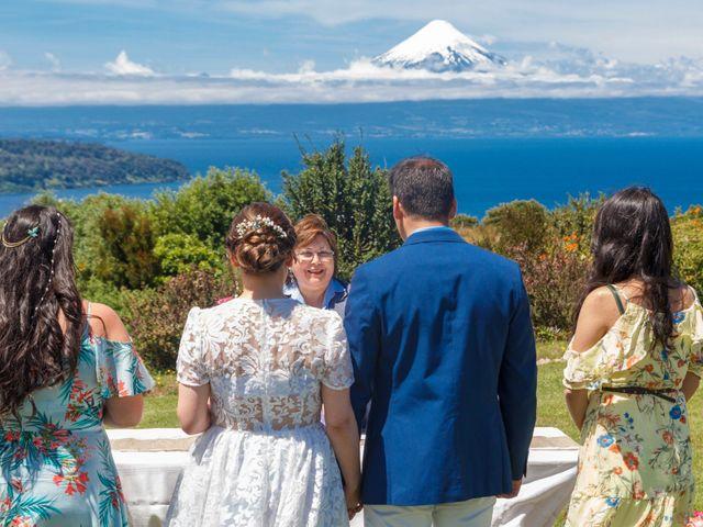 El matrimonio de Germán y Macarena en Puerto Octay, Osorno 10